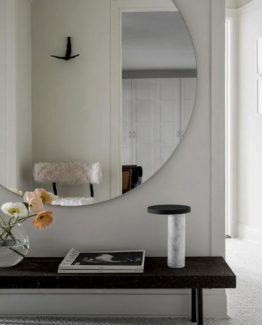 Erimõõdus ümmargune peegel